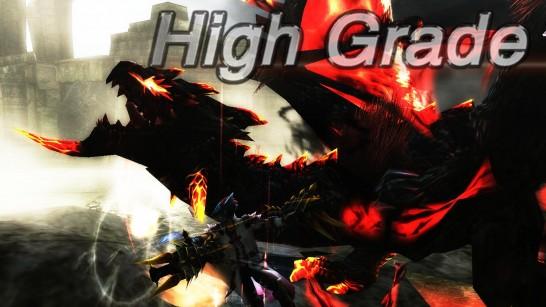 HighGradeEdition 至天黒レイア